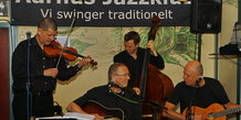 Hos Anders marts 2012 PS Swingband