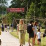 Danmarks største vikingetræf ved Moesgård 2014
